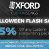 Halloween Flash Sale